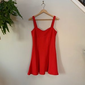 Charlotte Russe Red Dress